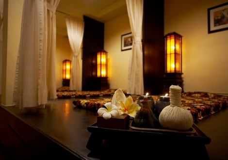 Spa Resort & Spa Lanta Cha-Da Beach Krabi