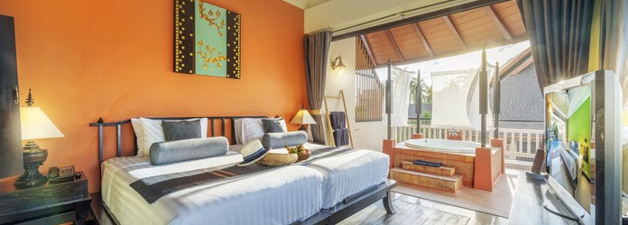 PLATINUM SUITE Resort & Spa Lanta Cha-Da Beach Krabi