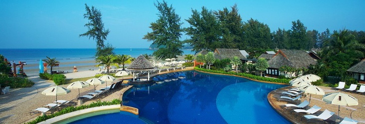 COMPLEJO DE PISCINAS Resort & Spa Lanta Cha-Da Beach  Krabi