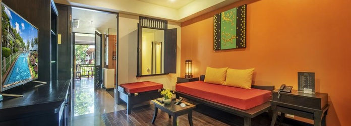 SUITE SILVER Resort & Spa Lanta Cha-Da Beach Krabi
