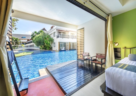 Gold Suite Resort & Spa Lanta Cha-Da Beach Krabi