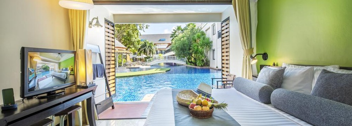 GOLD SUITE POOL ACCESS Resort & Spa Lanta Cha-Da Beach Krabi