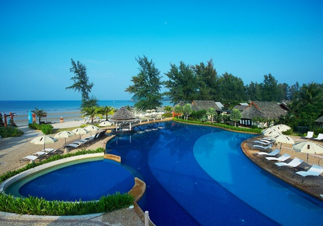 SUPER SAVER TIME!! Resort & Spa Lanta Cha-Da Beach Krabi
