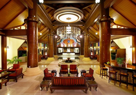 Lobby Resort & Spa Lanta Cha-Da Beach Krabi