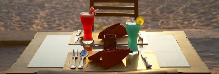 BAR DE PLAYA Resort & Spa Lanta Cha-Da Beach  Krabi