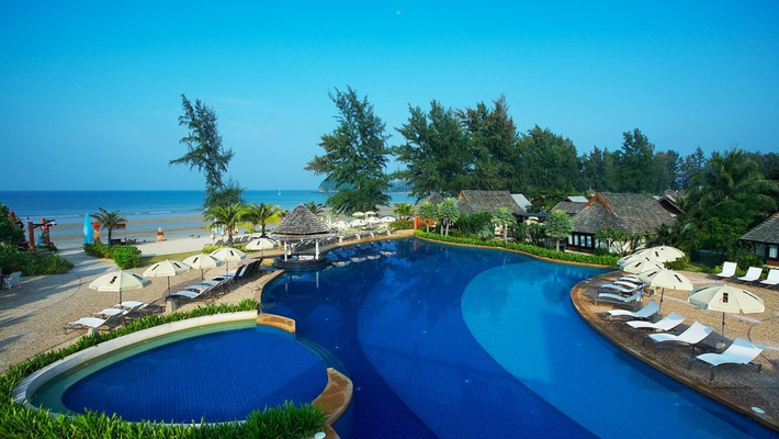 COMPLEJO DE PISCINAS Resort & Spa Lanta Cha-Da Beach - Krabi