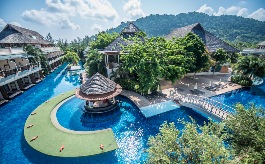 Resort & Spa Lanta Cha-Da Beach - Krabi